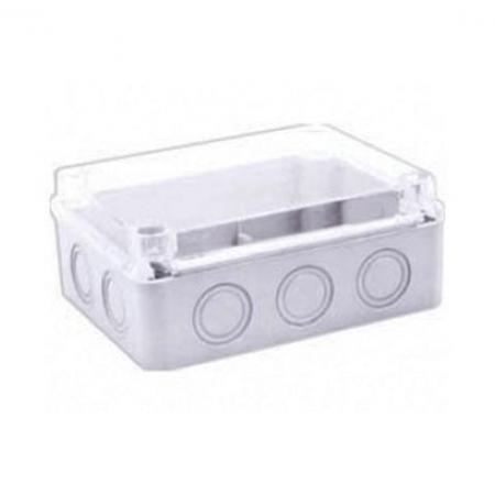 Ηλεκτρολογικό κουτί με καπάκι